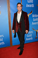 LOS ANGELES, CA. February 17, 2019: Mike Hatton at the 2019 Writers Guild Awards at the Beverly Hilton Hotel.<br /> Picture: Paul Smith/Featureflash