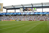 Sporting KC vs. Houston Dynamo, May 26, 2013