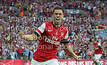 Arsenal vs Hull City  18th May 2014 FA Cup Final