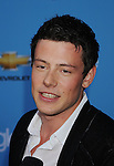 "HOLLYWOOD, CA. - September 07: Cory Monteith attends the ""Glee"" Season 2 Premiere Screening And DVD Release Party at Paramount Studios on September 7, 2010 in Hollywood, California."