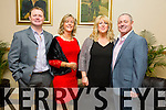 Shane Ronan, Anna Keane, Eileen Ronan and Berni Keaneenjoying the Kerins O Rahillys Social at Kerins O Rahillys GAA Clubhouse on Saturday