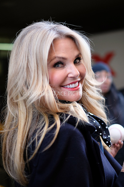 WWW.ACEPIXS.COM<br /> <br /> January 28 2016, New York City<br /> <br /> Model Christie Brinkley made an appearance at HuffPost Live on January 28 2016 in New York City<br /> <br /> By Line: Curtis Means/ACE Pictures<br /> <br /> <br /> ACE Pictures, Inc.<br /> tel: 646 769 0430<br /> Email: info@acepixs.com<br /> www.acepixs.com