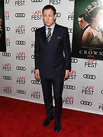 """16 November 2019 - Hollywood, California - Tobias Menzies. AFI FEST 2019 Presented By Audi – """"The Crown"""" Premiere held at TCL Chinese Theatre. Photo Credit: Billy Bennight/AdMedia"""