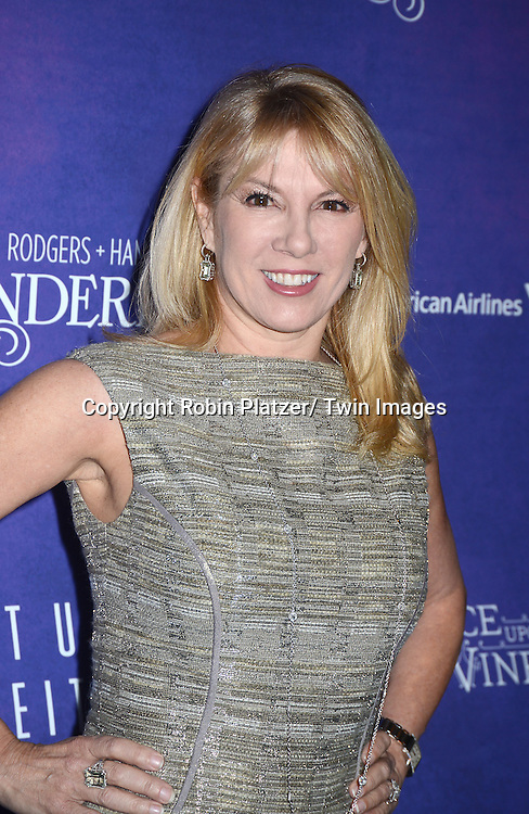 Ramona Singer  attend Rogers +  Hammerstein's Cinderella Broadway Opening night on March 3, 2013 at the Broadway Theatre in New York City.