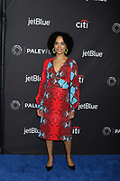 """LOS ANGELES - MAR 22:  Lauren Ridloff at the PaleyFest - """"The Walking Dead"""" Event at the Dolby Theater on March 22, 2019 in Los Angeles, CA"""