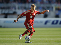 Fussball Bundesliga Saison 2011/2012 Vorbereitung FC Carl Zeiss Jena - FC Bayern Muenchen Nils PETERSEN (FC Bayern).