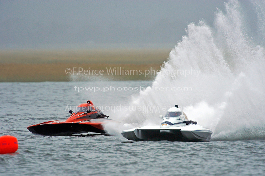 "Bobby Kennedy,S-79 and Brandon Kennedy,S-88 ""Playin Again"" (2.5 Litre Stock hydroplane(s)"