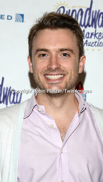 James Snyder attends the 28th Annual  Broadway Cares/ Equity Fights Aids Flea Market and Auction on September 21,2014 in Shubert Alley in New York City. <br /> <br /> photo by Robin Platzer/Twin Images<br />  <br /> phone number 212-935-0770