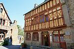 20080723 - France - Bretagne - Treguier<br />LA MAISON D'ERNEST RENAN A TREGUIER (22).<br />Ref : MAISON_ERNEST_RENAN_002.jpg - © Philippe Noisette.