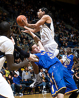 California Golden Bears vs San Jose State Spartans December 07 2011