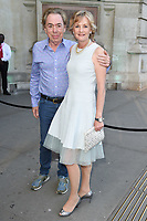 Lord and Lady Lloyd Webber<br /> at the at the V&A Museum Summer Party 2017, London. <br /> <br /> <br /> ©Ash Knotek  D3286  21/06/2017