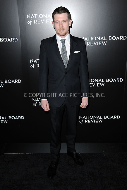 WWW.ACEPIXS.COM<br /> January 6, 2015 New York City<br /> <br /> Jack O'Connell attending the 2014 National Board of Review Gala at Cipriani 42nd Street on January 6, 2015 in New York City.<br /> <br /> Please byline: Kristin Callahan/AcePictures<br /> <br /> ACEPIXS.COM<br /> <br /> Tel: (212) 243 8787 or (646) 769 0430<br /> e-mail: info@acepixs.com<br /> web: http://www.acepixs.com