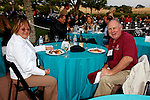 May 29, 2009:  Guests at 'Rhythm on the Vine' charity event to benefit Shriners Children Hospital held at  the Gainey Vineyard in Santa Ynez, California..Photo by Nina Prommer/Milestone Photo