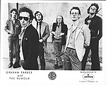 Graham Parker and The Rumour..photo from promoarchive.com/ Photofeatures....