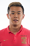 Huang Bowen of Guangzhou Evergrande poses during the portrait session prior to Gamba Osaka vs Guangzhou Evergrande during the 2015 AFC Champions League Semi Final 2nd Leg on October 20, 2015 at the Expo'70 Stadium in Osaka, Japan. Photo by Aitor Alcalde / World Sport Group