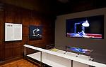 "Installation view of ""Pixar: The Design of Story."" Photo by Matt Flynn"