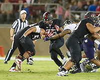 Stanford Football vs Washington, Saturday, October 5, 2013