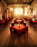 PANAMA, Colon, the dining room at the Washington Hotel in Colon