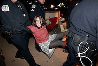 20111130_Occupy Charlottesville Arrests