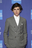 3 January 2019 - Palm Springs, California - Timothee Chalamet. 30th Annual Palm Springs International Film Festival Film Awards Gala held at Palm Springs Convention Center. Photo Credit: Faye Sadou/AdMedia