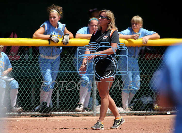 Images from the regional championship softball game between Douglas and Reed in Reno, Nev., on Saturday, May 11, 2013. Reed won 9-5 and 9-5..Photo by Cathleen Allison.