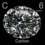 Diamond, a form of Carbon