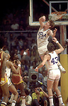 25 MAR 1972:  UCLA center Bill Walton (32) during the NCAA Men's National Basketball Final Four championship game held in Los Angeles, CA, at the Sports Arena. UCLA defeated Florida State 81-76 for the title. Photo by Rich Clarkson/NCAA Photos.SI CD0431-51
