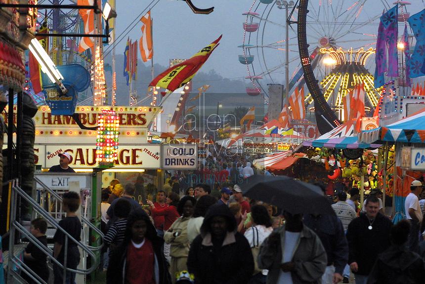 A 2002 fair in Griffin, Georgia.