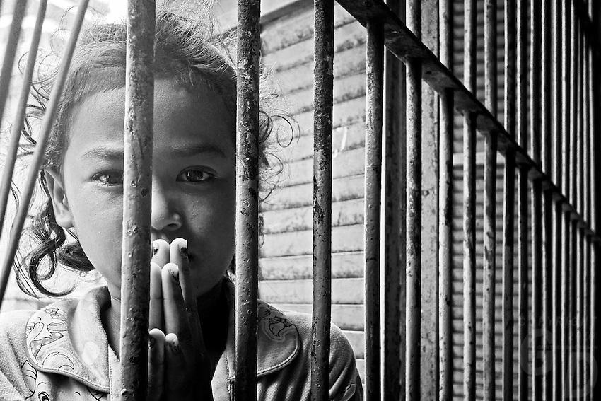 Street photography in Phnom Penh, Cambodia