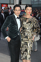 June 04, 2012 Zac Posen and Crystal Renn at the 2012 CFDA Fashion Awards at Alice Tully Hall Lincoln Center in New York City. © RW/MediaPunch Inc. ***NO GERMANY***NO AUSTRIA***