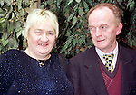 Oliver and Florrie Dyas from Moneymore at the Premier Christmas Party in the West Court Hotel.Pic Fran Caffrey Newsfile.Please Byline