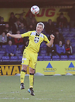 Jim Goodwin in the Ross County v St Mirren Scottish Professional Football League match played at the Global Energy Stadium, Dingwall on 17.1.15.