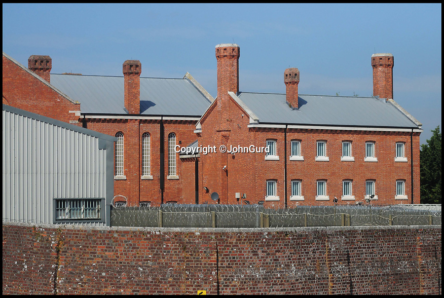BNPS.co.uk (01202 558833)<br /> Pic: JohnGurd/BNPS<br /> <br /> Dorchester Prison.<br /> <br /> The remains of the real-life Tess of the D'Urbervilles are to be exhumed from a former prison ground and given a proper burial 162 years after her execution, church authorities have ruled.