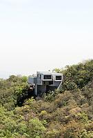 Private house by architect Tatiana Bilbao in Monterrey, Nuevo Leon Mexico