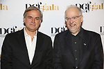 Marc Rey and Doug Wright attends 2017 Dramatists Guild Foundation Gala reception at Gotham Hall on November 6, 2017 in New York City.