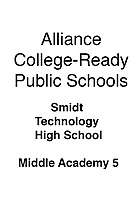 Alliance Smidt Technology HS and Middle Academy 5