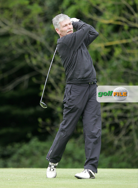 Tom O' Connor during Wednesday's Pro-Am ahead of the 2016 Dubai Duty Free Irish Open Hosted by The Rory Foundation which is played at the K Club Golf Resort, Straffan, Co. Kildare, Ireland. 18/05/2016. Picture Golffile | TJ Caffrey.<br /> <br /> All photo usage must display a mandatory copyright credit as: &copy; Golffile | David Lloyd.