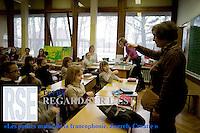 Les petites mains de la francophonie - Zagreb, Croatie