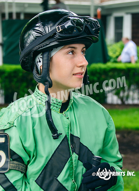 Ashley Castrenze at Delaware Park on 6/2/16