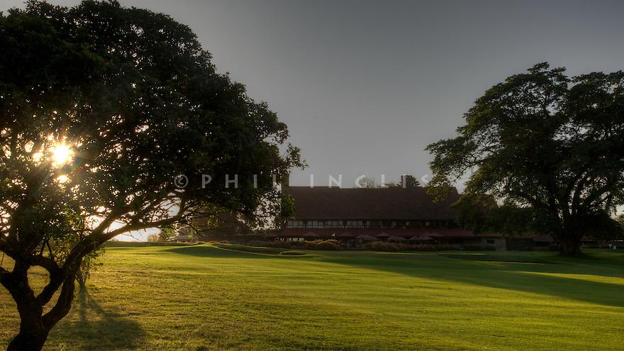 Karen Country Club, Nairobi, Kenya. Picture Credit / Phil Inglis