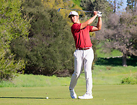 Stanford, Ca. - March 30, 2019: The 2019 Goodwin Golf Tournament at Stanford Golf Course