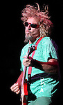 Sammy Hagar and the Wabos 091011
