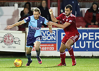 Accrington Stanley v Wycombe Wanderers - 21.11.2017