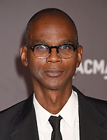 LOS ANGELES, CA - NOVEMBER 04: Honoree/Artist Mark Bradford attends the 2017 LACMA Art + Film Gala Honoring Mark Bradford and George Lucas presented by Gucci at LACMA on November 4, 2017 in Los Angeles, California.<br /> CAP/ROT/TM<br /> &copy;TM/ROT/Capital Pictures