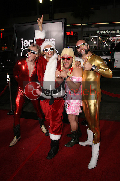 The Dudesons<br /> at the premiere of &quot;Jackass 3D,&quot; Chinese Theater, Hollywood, CA. 10-13-10<br /> Dave Edwards/DailyCeleb.com 818-249-4998