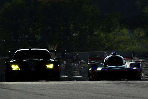 #15 3GT Racing Lexus RCF GT3, GTD: Jack Hawksworth, David Heinemeier Hansson, #6 Acura Team Penske Acura DPi, P: Dane Cameron, Juan Pablo Montoya