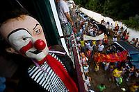 Tiradentes_MG, Brasil...Carnaval em Tiradentes...The carnival in Tiradentes...Foto: LEO DRUMOND / NITRO