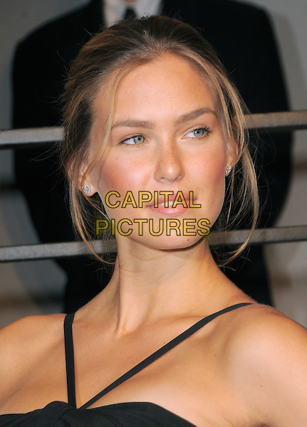 BAR REFAELI.The 2009 Vanity Fair Oscar Party held at The Sunset Tower Hotel in West Hollywood, California, USA..February 22nd, 2009.oscars headshot portrait refaeli black .CAP/DVS.©Debbie VanStory/Capital Pictures.