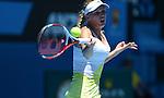 Caroline Wozniacki (DEN) Defeats Sabine Lisicki (GER), 2-6, 6-3, 6-3