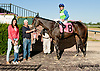 Just Got In winning at Delaware Park on 9/19/13